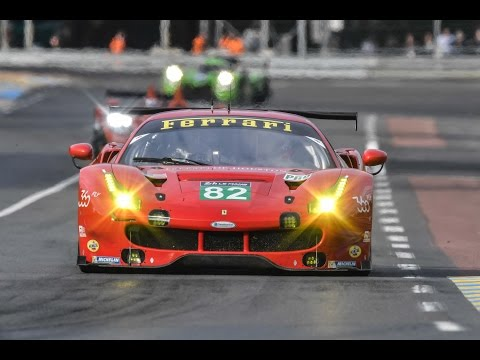 Ferrari at 24 Hours of Le Mans
