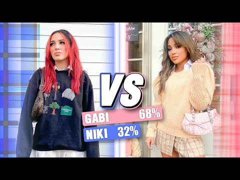 Who Wears the FALL 2020 Trends Better? Sister vs Sister
