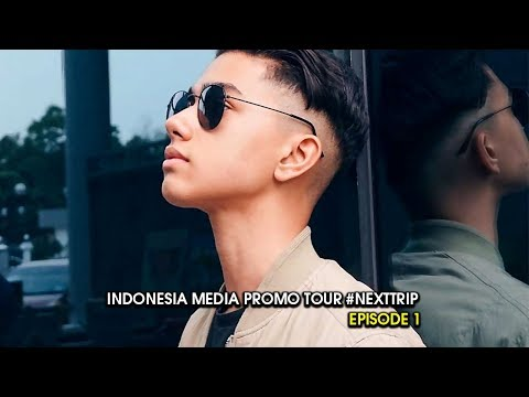 As'ad Motawh - Indonesia Media Promo Tour #NeXtTrip (Episode 1)