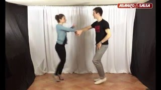 Intermediate level Salsa with Angus & Angelique