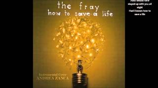 How to save a life - The Fray (Instrumental Piano Cover) [Lyrics]