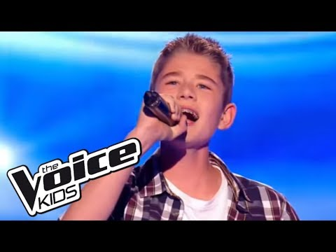 Envole Moi - Jean-Jacques Goldman | Esteban |The Voice Kids 2016 | Blind Audition