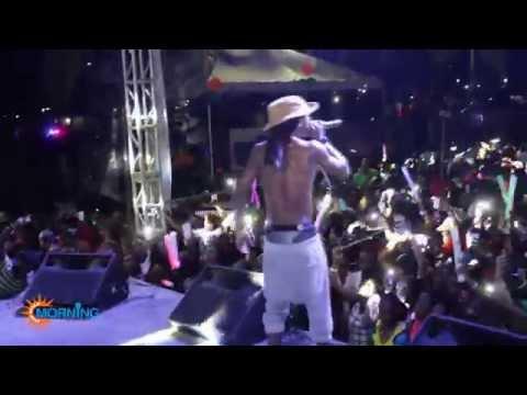 Lil Wayne Performing Live in Nassau Bahamas