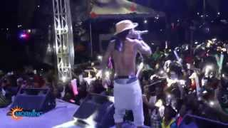 Lil Wayne Performing Live in Nassau Bahamas