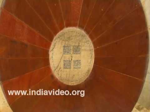 Nadivalaya Yantra in Jantar Mantar Jaipur