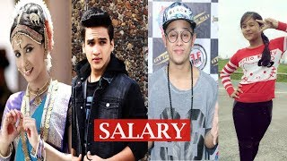 Real SALARY of Dance Champions Contestants 2018 New