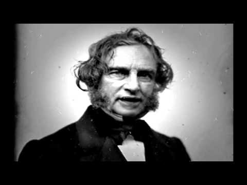 "Henry Wadsworth Longfellow ""Paul Revere's Ride"" Poem animation"