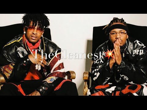21 Savage & Metro Boomin – Glock In My Lap (Clean)