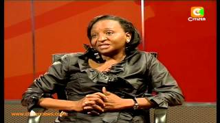 Citizen Live @9 Interview: Chief Registrar of the Judiciary, Anne Atieno Amadi