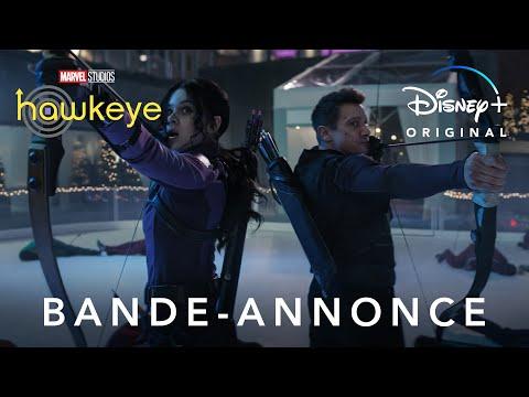 Hawkeye - Première bande-annonce (VF) | Disney+