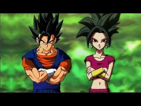 Vegito vs Kefla Power Levels (Dragon Ball Super)