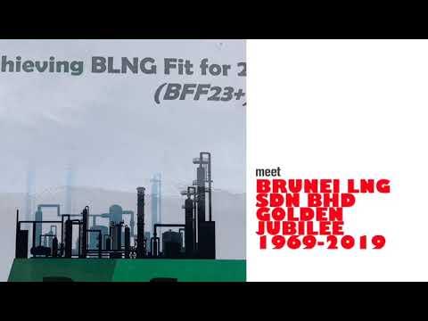 Golden Jubilee Brunei LNG Sdn BHD 2019