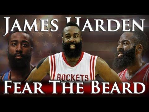 James Harden - Fear The Beard