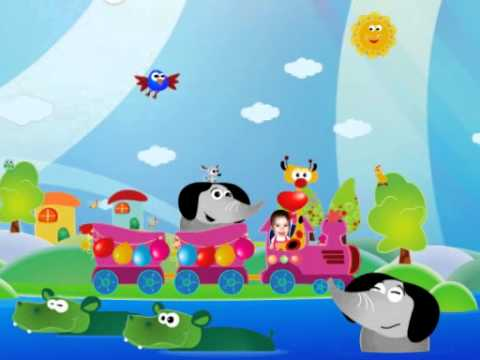 Babytv birthday train youtube for Baby tv birthday decoration