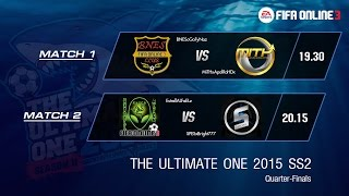 FIFA Online 3 : [ 8 Team-D4 ] The Ultimate One 2015 SS2