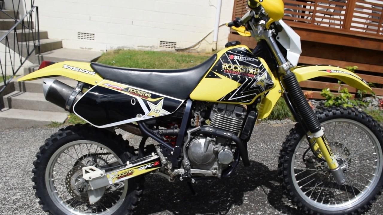 Suzuki dr 250. Внедорожный эндуро. 250 см3, рядное, 1 цилиндр, 4 такта, цепь, синий. 195 000 ₽. 1995. 26 570 км. Мотосалон