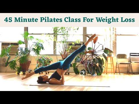 PILATES FOR WEIGHT LOSS | Intermediate/Advanced Class