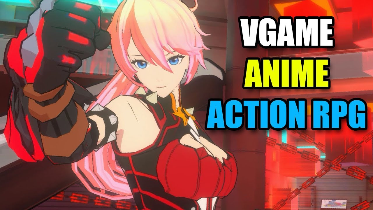《Vgame》 Anime Action RPG – HD Gameplay – Mobile