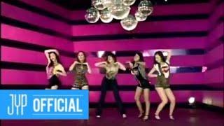 "Wonder Girls ""So hot"" M/V [Eng. Ver]"