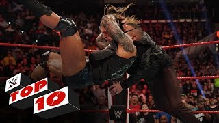 Top 10 Raw moments: WWE Top 10, Jan. 27, 2020