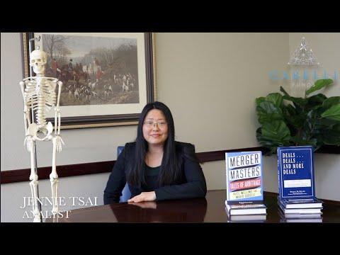 Orthopedic Consolidation - Gabelli Funds Analyst Jennie Tsai (3.20.2019)
