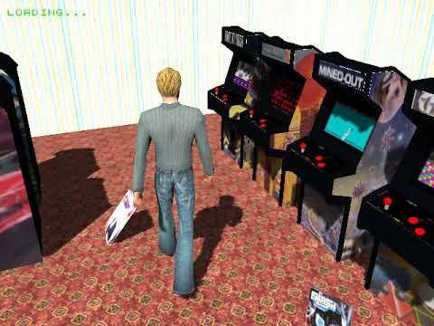 Spectrum Arcade Gameplay