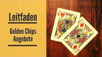Betfair Goldene Chips Casino-Angebot - Matched Betting Deutschland