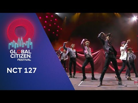 Watch NCT 127 Take the 2019 Global Citizen Festival by Storm to Help End Extreme Poverty