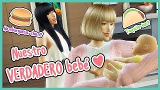 Sims 4 ♥ SOMOS MADRES!! + Rubén es un alien?