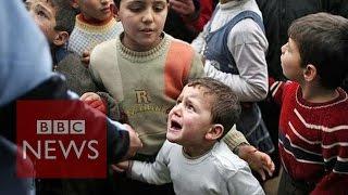 International system has failed Syria - BBC News
