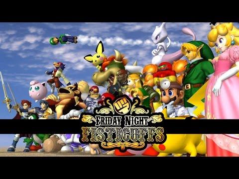 Friday Night Fisticuffs: Super Smash Bros. Melee