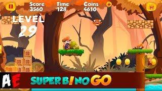 Super Bino Go LEVEL 29