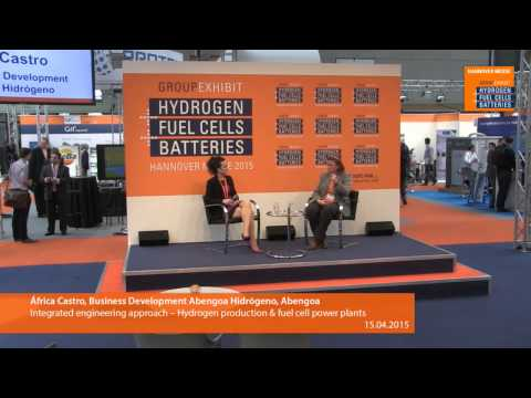 Integrated engineering approach – Hydrogen production & fuel cell power plants
