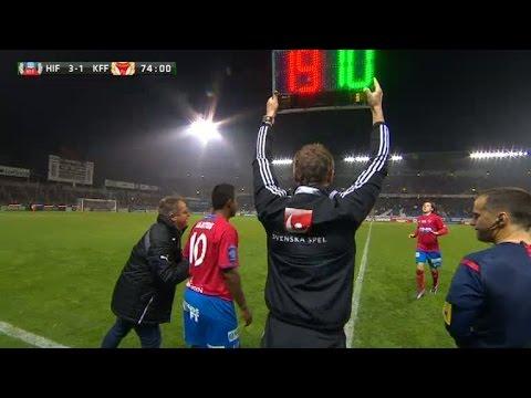 Här hyllas Alvaro Santos på Olympia - TV4 Sport