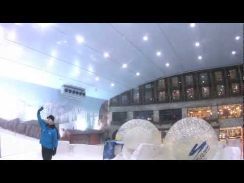 Ski Dubai Snow Park – Indoor Activities