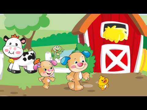 Kacagj és Fejlődj! Rajzfilmek kisbabáknak: Indulás a farmra letöltés