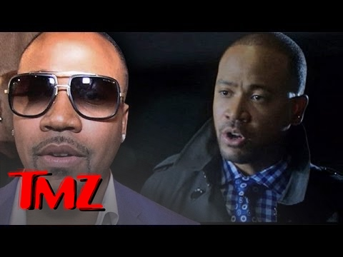 Columbus Short All Smiles As He Faces The 'Scandal' Chopping Block! | TMZ