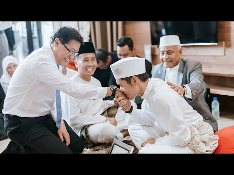 Shaherald Wedding: Akad Nikah