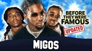 Migos | Before They Were Famous | Quavo, Takeoff, Offset Updated 2019