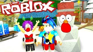 CHRISTMAS SUSTOS ? MURDER MYSTERY X ? Roblox