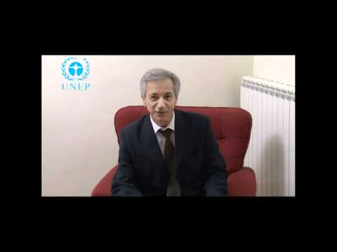 Maharram Mehtiyev, NOU Consultant, Azerbaijan