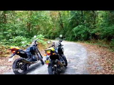 Adventure Bike Riding | Royal Enfield Himalayan | India