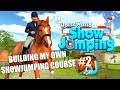 HorseWorld Show Jumping #2 Building My Own Showjumping Course (Mobile Horse Game)