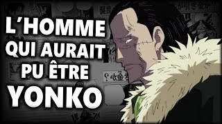 LE TERRIBLE PASSÉ DE CROCODILE - one piece théorie / analyse
