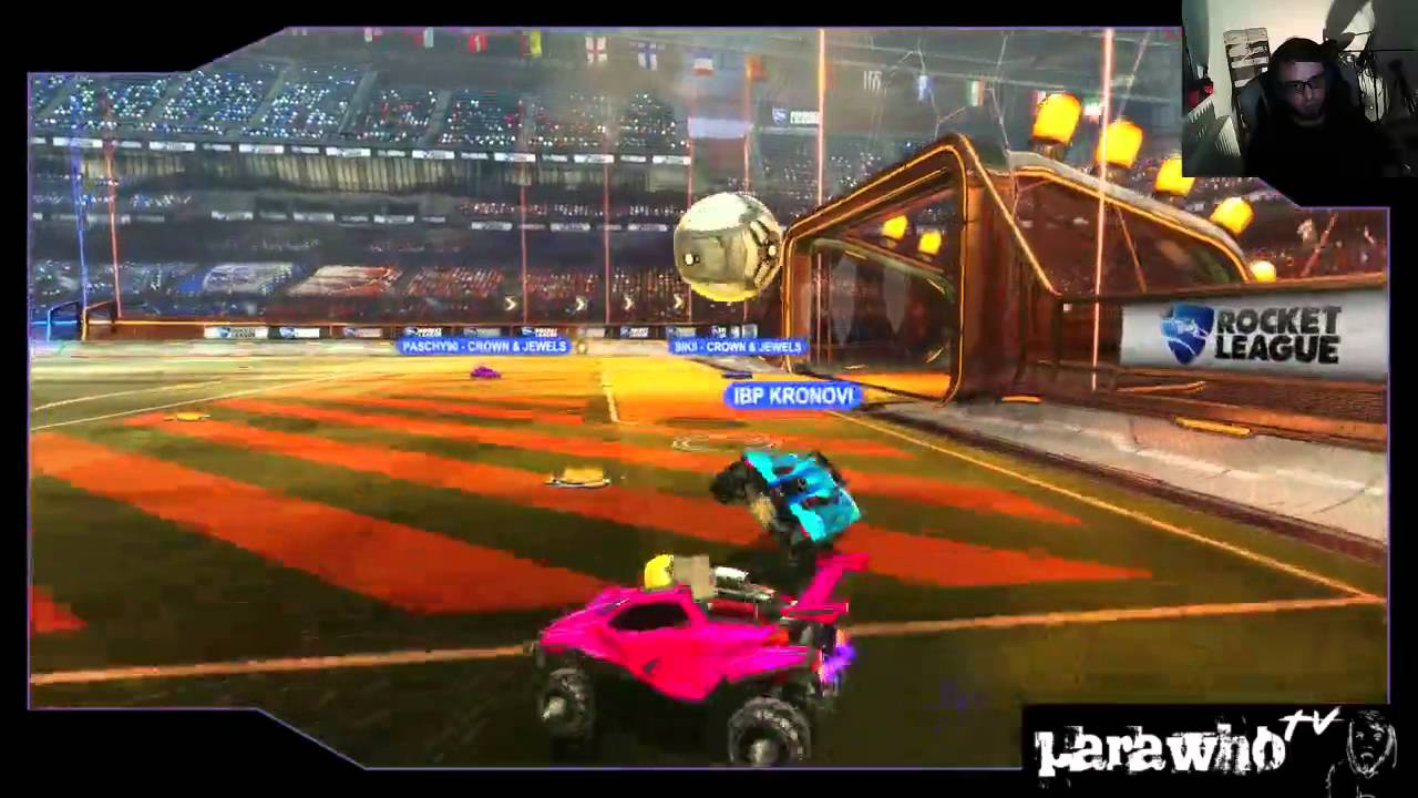 gfinity rocket league