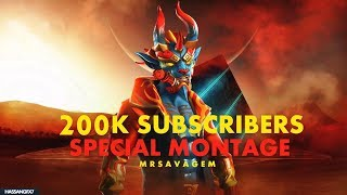 200k Subscriber Special - Fortnite Battle Royale Edit