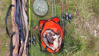 Рыбалка на донную снасть на Туманном озере Тверской области
