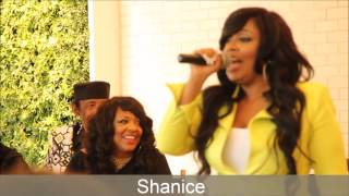 "Shanice Debuts New Song, ""Another Lonely Day in California"""