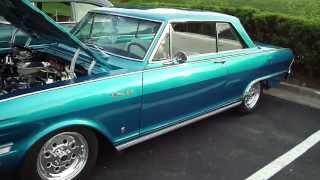 1964 Chevy Nova at Fox Run