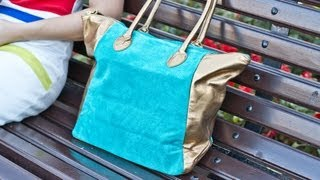 Обзор покупки из интернет-магазина Yoox. Кожаные сумки и желтые замшевые балетки
